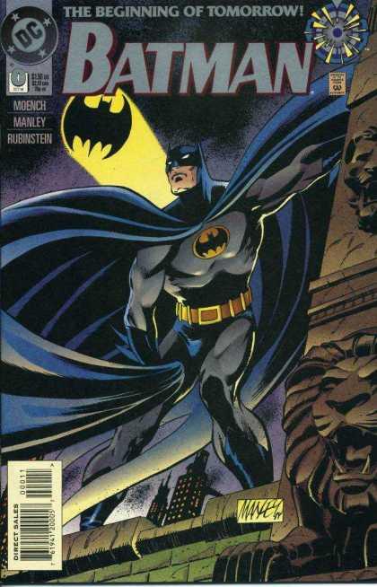 Origen y desarrollo de Batman